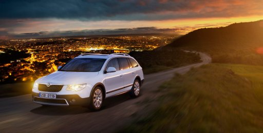 Skoda City Night Mr. Enos